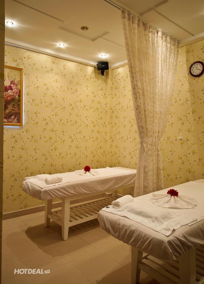 Massage Body Thái Kết Hợp Đá Nóng – 75 Phút Tại Spa Apple