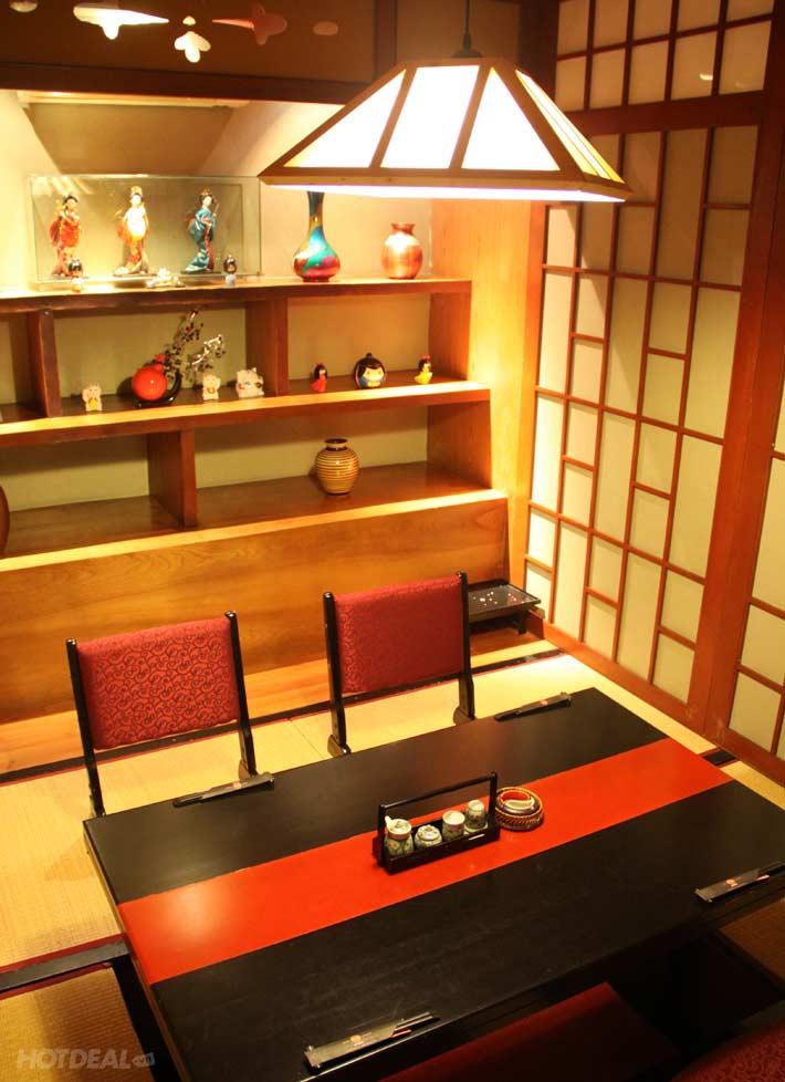 1 Trong 3 Set Menu Nhà Hàng Akataiyo (Áp Dụng Lễ)