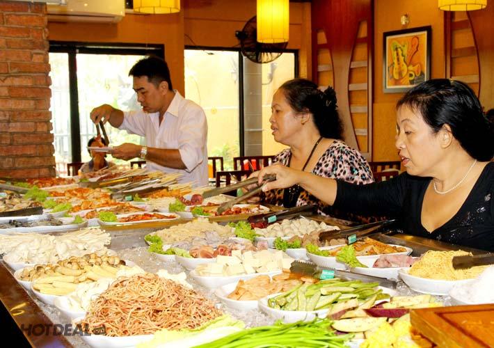 Buffet Sushi Và Lẩu, Nướng Hải Sản Không Khói Nhà Hàng BBQ House