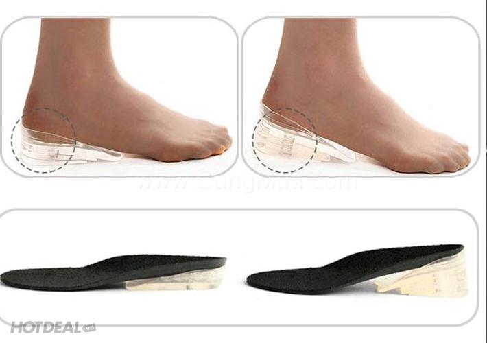 Combo 10 Miếng Lót Giày Tăng Chiều Cao