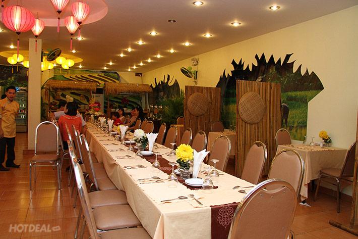 Buffet Tối Dành Cho 1 Người Tại Nhà Hàng Buffet Rồng Vàng