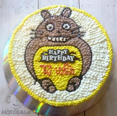 Bánh Kem 2 Tấc Nhân Vật Hoạt Hình Cực Hot – Lolita Cakes