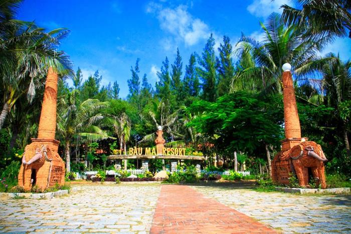 Bàu Mai Resort 2N1Đ + Ăn Sáng, Ăn Tối Cho 2 Người