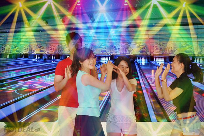 Thỏa Sức Chơi Bowling Tại Superbowl Diamond Plaza