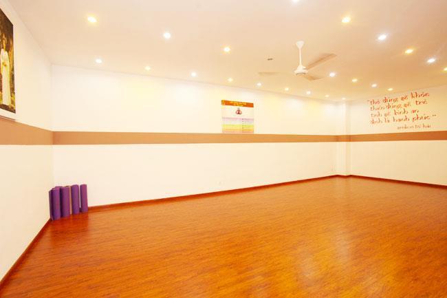Khóa Học Yoga 1 Tháng (24 buổi) Tại Yoga Secret Club