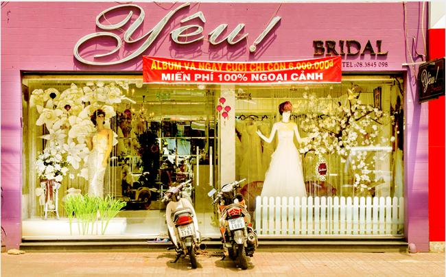 Gói Chụp Ảnh Thử Làm Cô Dâu Tại Studio & Bridal Yêu