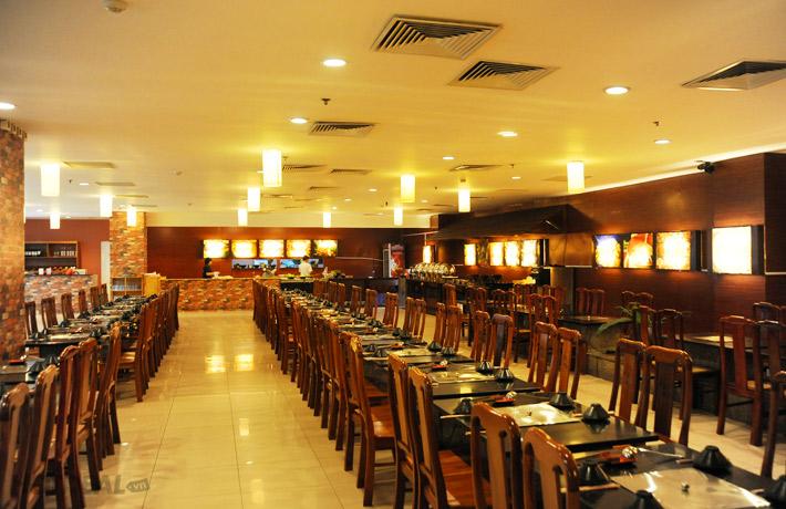 Buffet Lẩu Nướng Singapore Tại Nhà Hàng Sing Vincom Long Biên