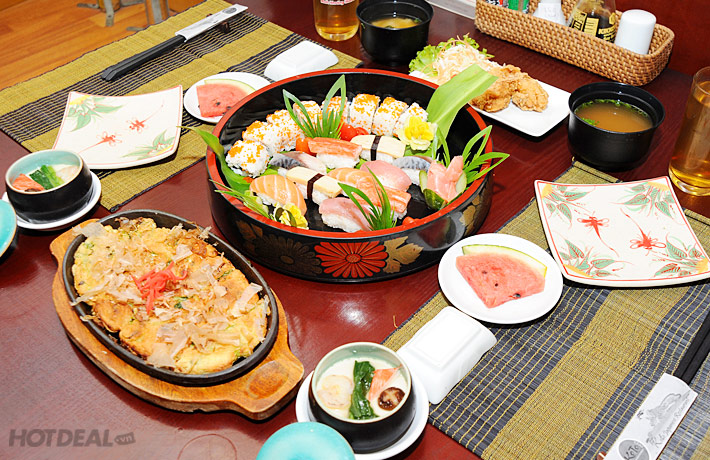 Set Ăn Nhật Bản 02 Người NH KOTO BBQ