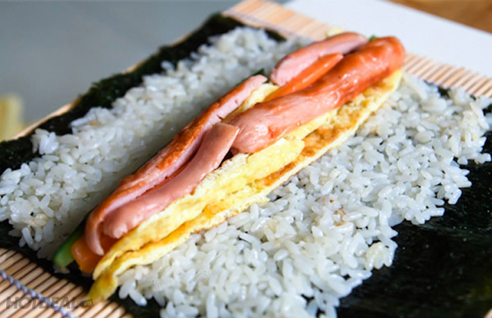 Combo 2 Mành Cuốn Sushi