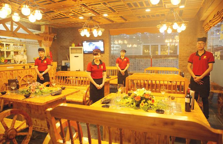 Buffet Lẩu Nướng Cao Cấp Moon BBQ