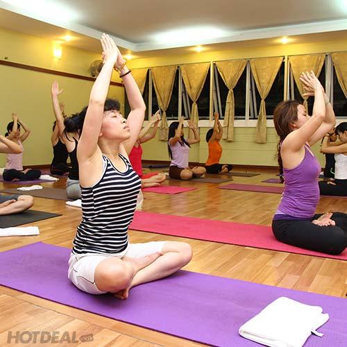 Khóa Học Yoga 1 Tháng Tại Trung Tâm Yoga YMC