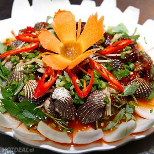 Đặc Sản Ốc + Hải Sản Quán Ốc Bụi Sài Gòn