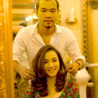 Dịch Vụ Uốn/ Duỗi/ Nhuộm + Gội + Sấy Tại Salon Tài Nguyễn