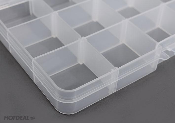 hộp đựng trang sức bằng nhựa hộp đựng đồ 6