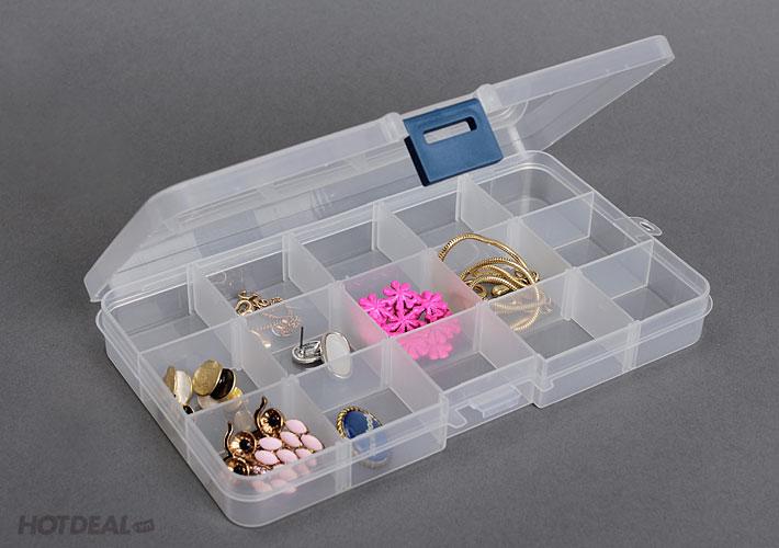 hộp đựng trang sức bằng nhựa hộp đựng đồ 7