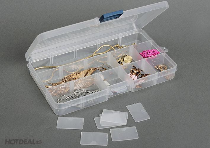 hộp đựng trang sức bằng nhựa hộp đựng đồ 10