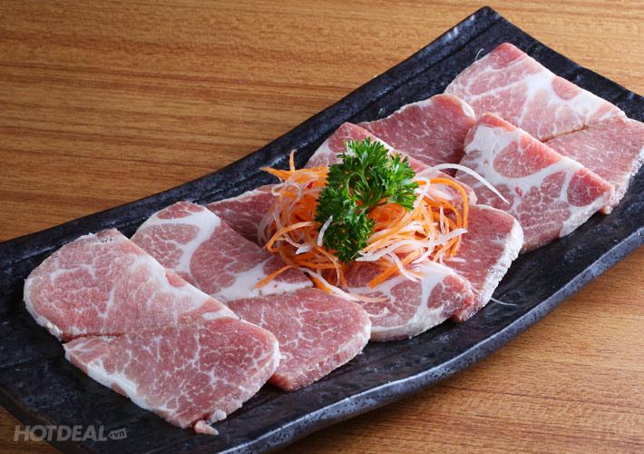 Buffet Tối Nướng, Lẩu & Sushi Tokyo Yakiniku - Union Square( Vincom A Cũ)