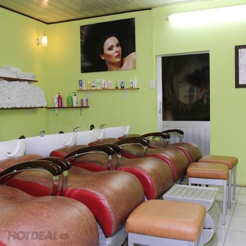 Dịch Vụ Làm Tóc Trọn Gói Tại Salon Mắt Trần