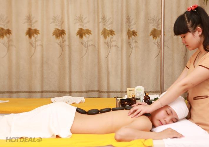 Massage Body Nhật + Thái + Tinh Dầu + Đá Nóng Tại Thanh Thanh Spa