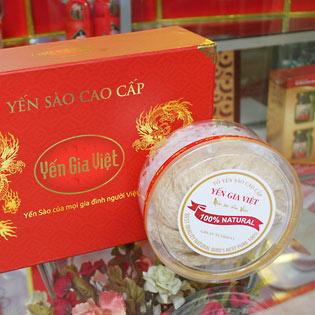 Yến Sào Cao Cấp Gia Việt 100Gr