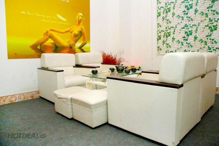 Tổng Hợp 4 Gói Massage + Ngâm Chân Thảo Dược Tại Sala Spa