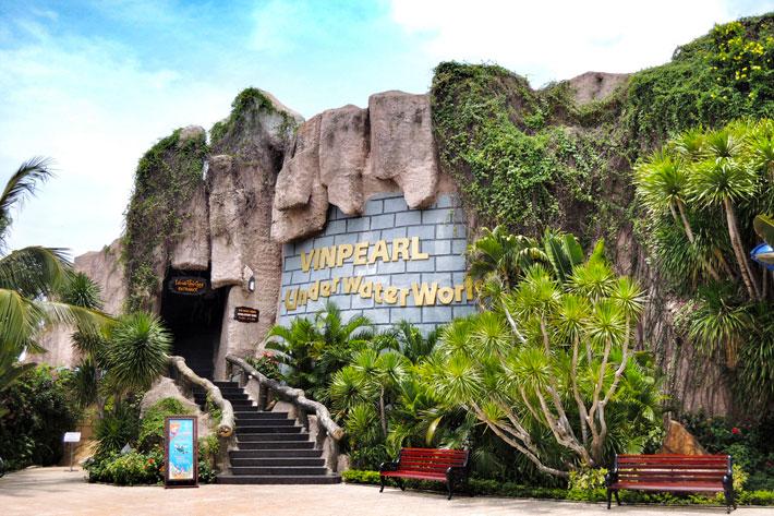 Tour Nha Trang 3N3Đ + Vé Vinpearl + Diamond Bay, Hòn Tằm