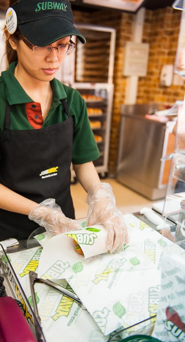 Bánh Mỳ Subway -Thương Hiệu Thức Ăn Nhanh Nổi Tiếng Từ USA (05 CN)