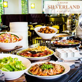 Buffet Tối BBQ Và Lẩu Hải Sản Hảo Hạng Cuối Tuần Grand Silverland Hotel 4*