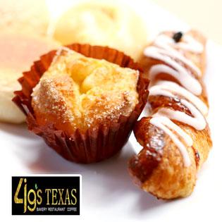 Combo 5 Bánh Mặn Và 5 Bánh Ngọt Tại 4G's Texas Bakery