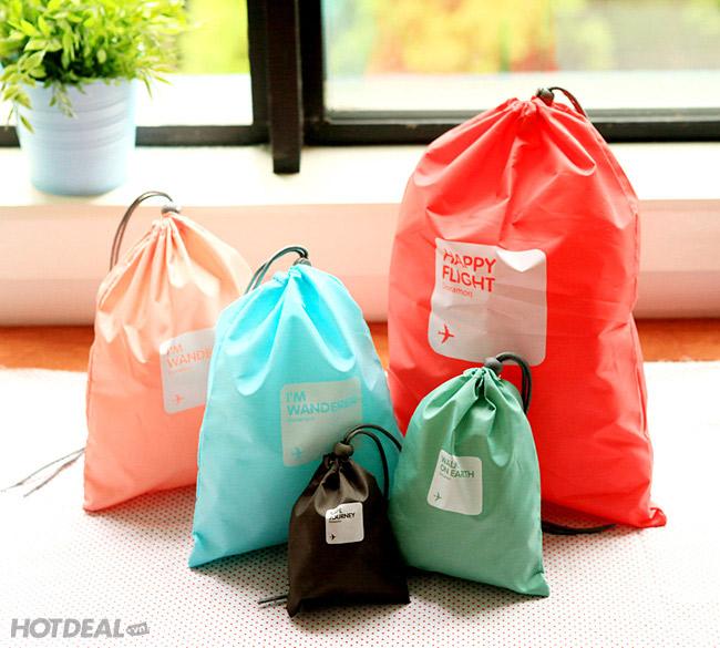 Túi đựng đồ trang điểm túi đựng mỹ phẩm du lịch chống nước 1