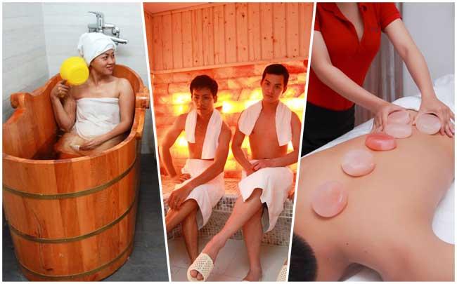 Dịch Vụ KQ Massage Tại Spa Nắng Xanh