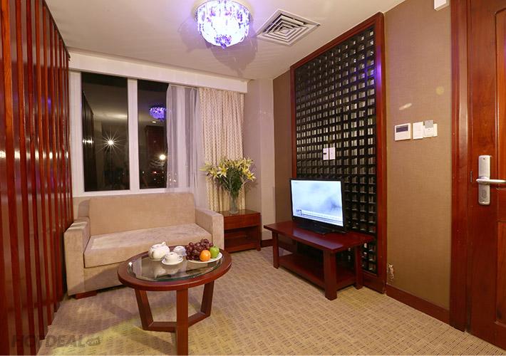 Fortuneland Hotel 2N1Đ + Ăn Sáng + Không Phụ Thu Cuối Tuần, Lễ Tết
