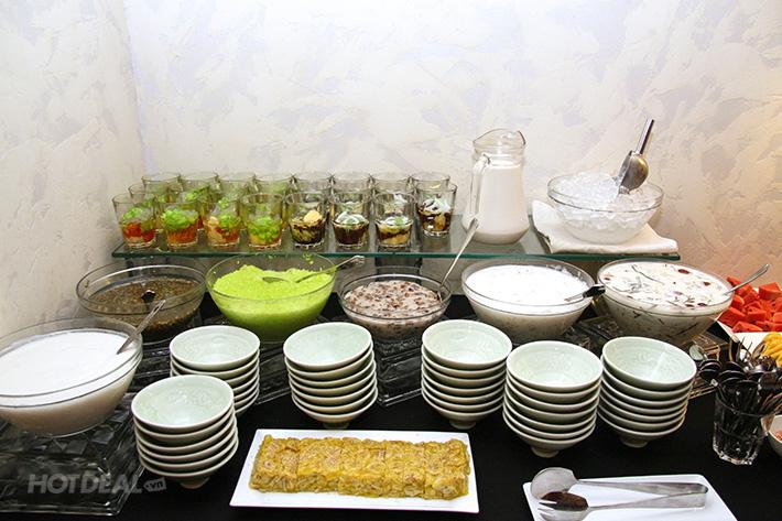 Buffet Tối Cuối Tuần Tại Nhà Hàng We