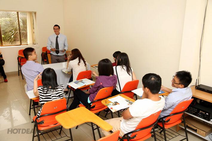 Khóa Học Anh Văn Giao Tiếp Cấp Tốc 100% GV Nước Ngoài - 2 Tháng
