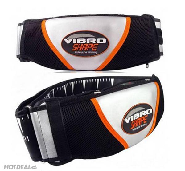 Đai Massage Nóng Và Rung Vibro Shape