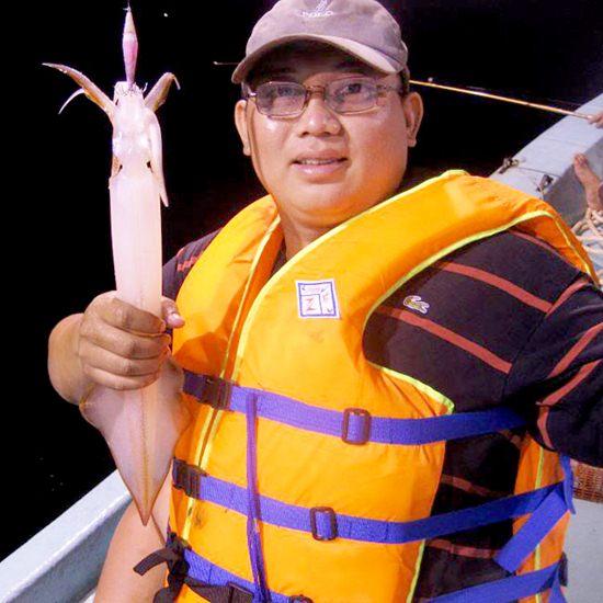 Tour Phú Quốc Câu Mực Đêm – Khởi Hành Hằng Ngày