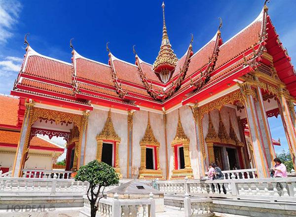 Tết Ất Mùi - Tour Thái Lan 6N5Đ