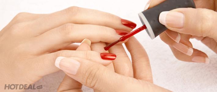 Dịch Vụ Làm Nail Tại Christy's Nails