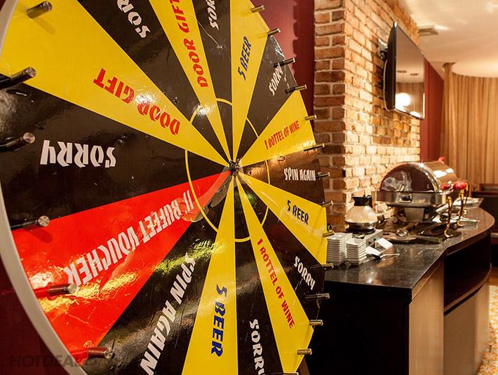 Buffet BBQ Tối Tại JJ's Brazilian BBQ Restaurant And Bar