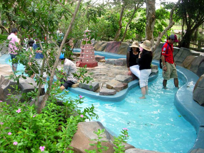 Tour Suối Nước Nóng Bình Châu – Hồ Cốc 1 Ngày Cho 1 Người