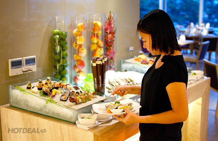 Buffet Tối Cuối Tuần Tại Liberty Central Saigon Riverside