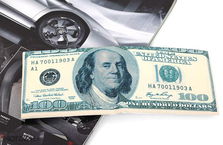 Ví Đựng Tiền Dollars