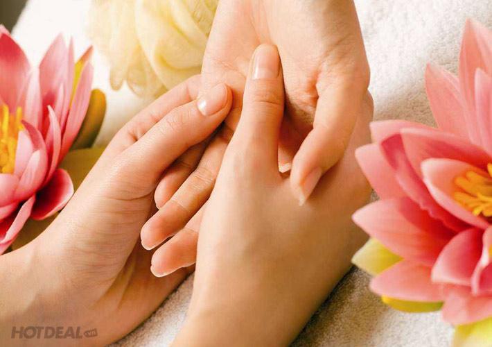 Liệu Pháp Guasa Thải Độc Tố Cơ Thể + Xông Hơi + Massage Body