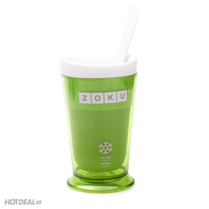 Ly Tuyết Nhiệt Đới Zoku – Làm Đá Tuyết Trong 10 Phút Siêu Đặc Biệt