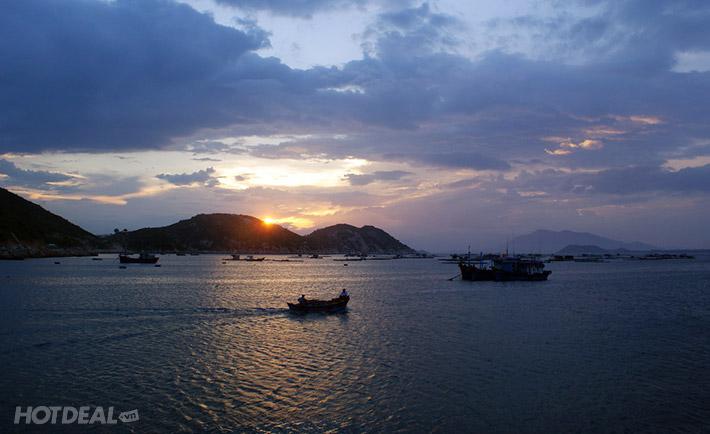 Tour Du Lịch Bình Ba - Hòn Cò Cà Ná - Cổ Thạch 3N3Đ