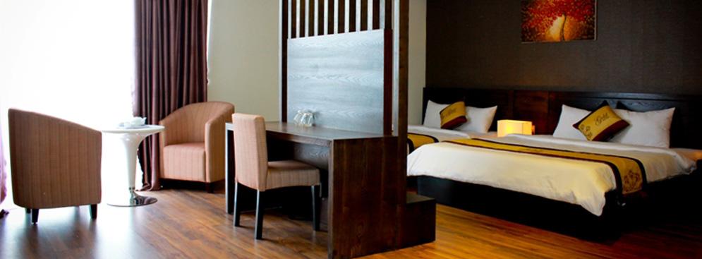Superior Room – KS Gold I Đà Nẵng