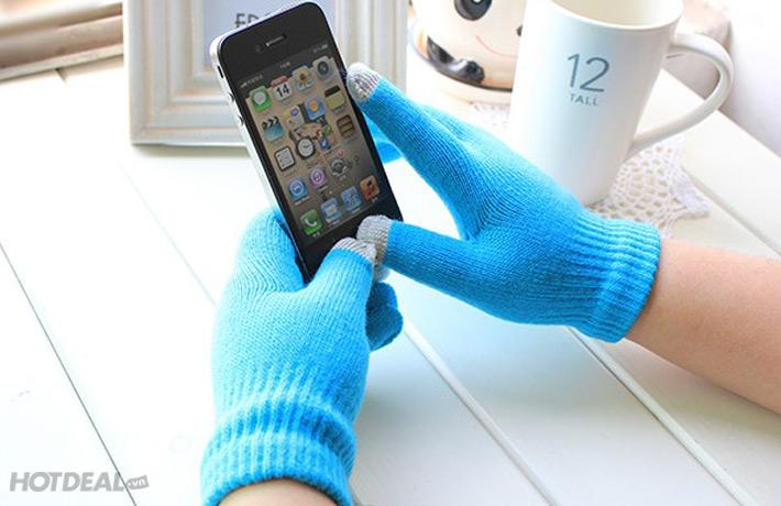Combo 2 Găng Tay Len Cảm Ứng Dùng Cho Smartphone