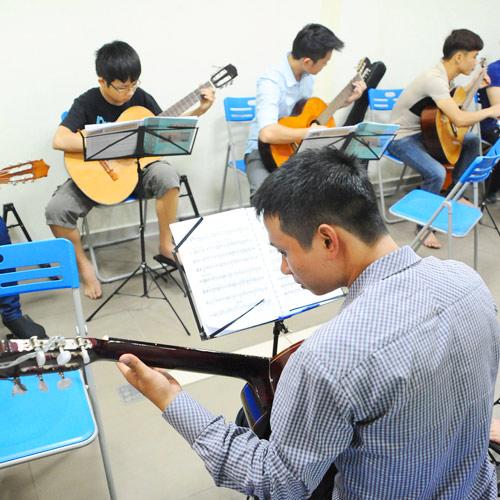 KH Guitar Cơ Bản 16 Buổi