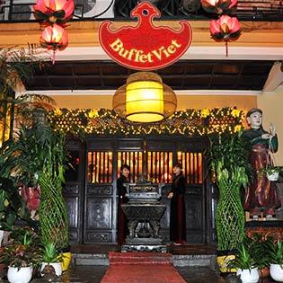Buffet Việt - Đêm Hội Trăng Rằm