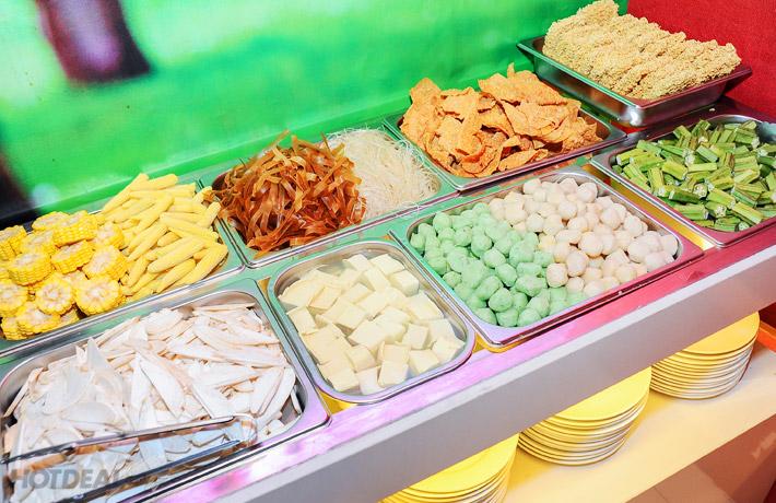Buffet Lẩu & Nướng Faji - Miễn Phí Coca Tươi